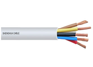 China 3core 2.5mm Flexible Wire With PVC Insulated and Jacket Multi-core Copper conductor cable supplier