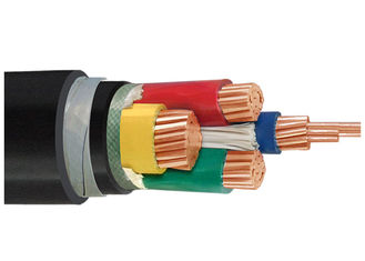 China Steel Tape Armoured Electrical Cable 600/1000V 4 Core CU/XLPE/STA/PVC Power Cable supplier