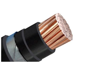 China Single Core Armoured Electrical Cable 1kV  Copper Conductor PVC Insulated Stainless Steel Tape Armored Cable supplier