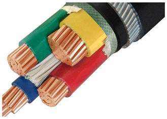 China Electrical SWA Armoured Cable 4 Core 1KV Anti Aging Environmental Protection supplier