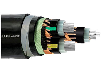 China High Performance CCA Cable Copper Clad Aluminum Wire , Copper Coated Aluminum Wire supplier
