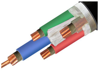 China Colored Multicore Low Smoke Zero Halogen Cable For Hospital Buildings supplier