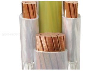 China LV Copper Conductor XLPE Insulated  Power cable 5 Core reliable Factory supplier
