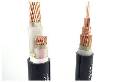 China Transmission Line XLPE LT Power Cable 95 Sq MM Cross Section Area supplier