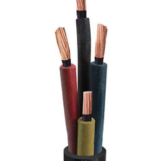 China Flexible Core Rubber Insulation Cable supplier