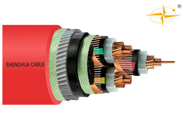 China Steel Wire Armoured Power Cable supplier