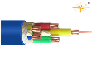 China Safe Insulated Sheathed Power Low Smoke Zero Halogen Cable , Fire Resistance Cable supplier