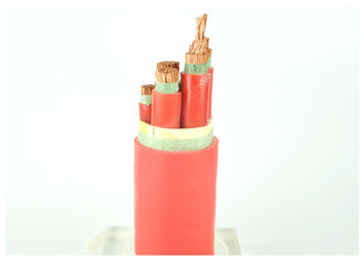 China Silicon Insulation Rubber Sheathed Cable Silicon Sheathed Tinned Copper Wire Brain Cable supplier