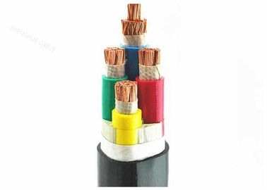 China Copper Conductor 4 Core Fire Resistant Cable 1.5 sqmm ~ 800 sqmm supplier