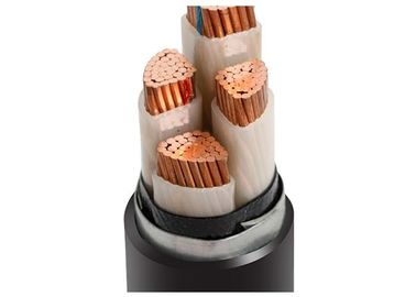 China 4 Cores CU XLPE STA PVC Power Cable Double Steel Tape Armoured Cable 0.6 / 1kV supplier