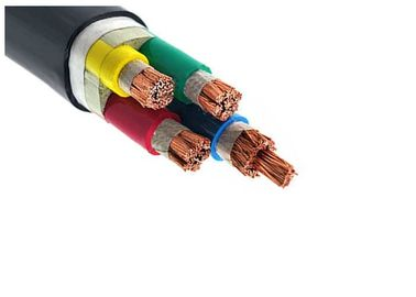 China 1 Cores - 5 Cores Copper Fire Resistant Cable IEC Standard LV MV FRC supplier