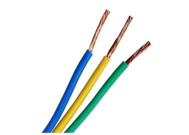 China Standard IEC 60227 Electrical Cable Wire With Flexible Copper Conductor supplier
