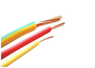 Single core non sheathed cables with rigid conductor for ... on