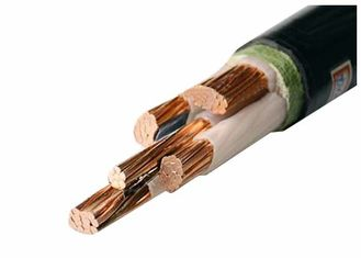China MultiCore 0.6 / 1KV Low Smoke Zero Halogen Cable 1.5 - 630 SQ MM Shanghai Shenghua supplier
