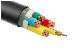 China 0.6/1kV 4 Cores PVC Insulated Cables NYY NYCY VDE Standard Power Cable 1.5-800mm2 supplier