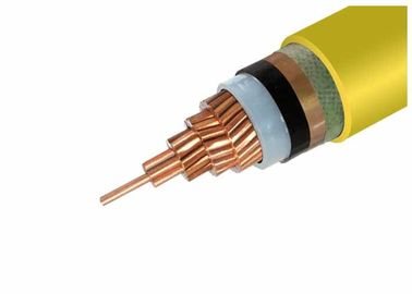China Single Core XLPE Insulated Power Cable Middile Voltage Unarmoured Power Cable supplier