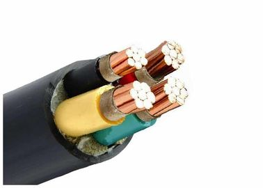 China Good quality Fire Resistant Cable 4 Core Cu / Mica Tape / XLPE / LSOH supplier