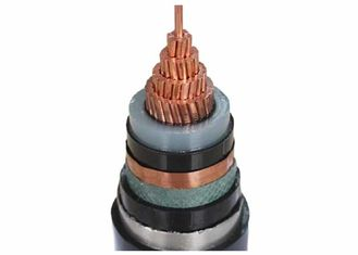 China Single Core Copper Conductor 11kV XLPE insulated cable 185mm2 with STA supplier