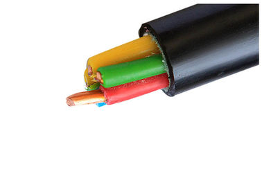 China Low Smoke Zero Halogen Power Cable CU/XLPE/LSOH -0.6/1KV 4x10SQMM supplier