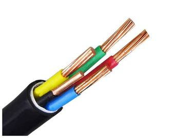 China 0.6/1KV Armoured 5 Core PVC Insulated Cable PVC Electrical Copper Power Cable supplier