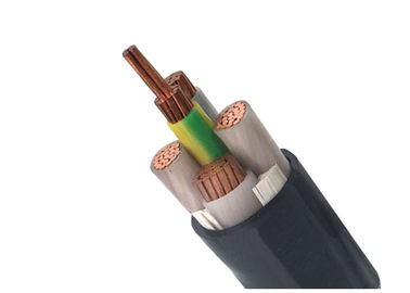 China BS7870 Standard 4 Core XLPE Insulated Power Cable For Distribution Network supplier