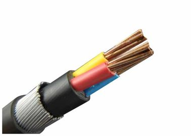 China Low Voltage Steel Armoured Electrical power Cable With PVC Sheath supplier