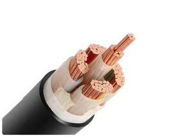 China Red Sheeve Flame Retardant 4x185+1x95 SQMM XLPE Insulated Power Cable Distributor supplier