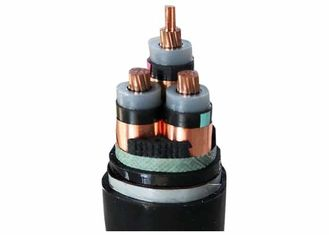 China Double Steel Wire Armoured Electrical Cable High Voltage 3 Phase  UG 3x300 SQ . MM supplier