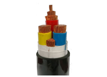 China Multi Cores Pvc Electrical Cable 600 / 1000 V Flame Retardant Cables For Laying Indoors And Outdoors supplier