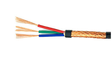 China Low Voltage Flexible Control Cables Flexible Copper Conductor Wire VDE Standard supplier