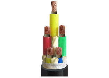 China IEC Standard XLPE Insulated Power Cable MIca Type PVC Outer Sheath Fire - Resistant supplier