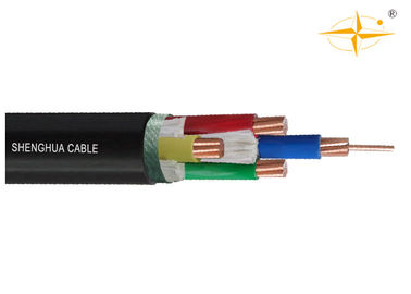 China Three Phase core copper conductor unarmored 600/1000V 3x10mm2 XLPE Insulated Power Cable supplier