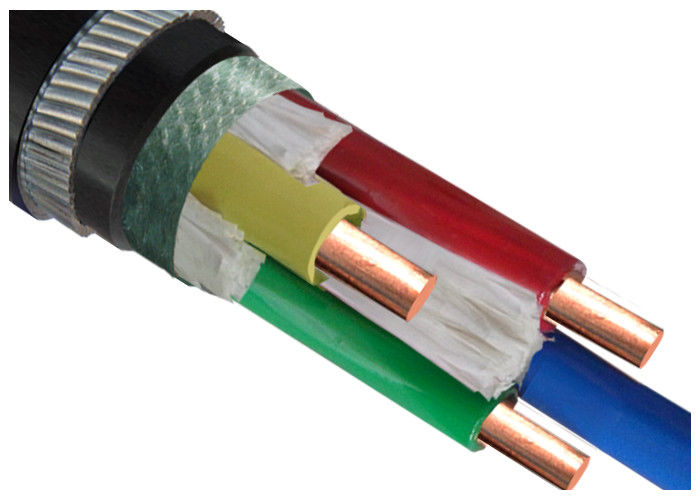 All Types of Copper Conductor Swa Armoured Electrical Cable CU/PVC ...