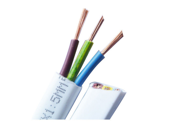 Excellent Custom Pvc Jacket Flexible Flat Electrical Wires 3 Wire Electrical Wiring Cloud Oideiuggs Outletorg