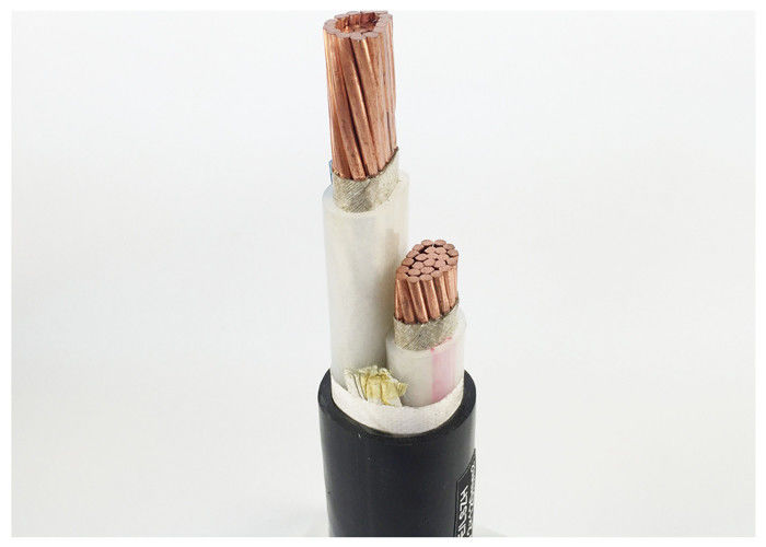 240 Sq Mm Cu Xlpe Insulated Power Cable Multi Core Pvc Xlpe Cable