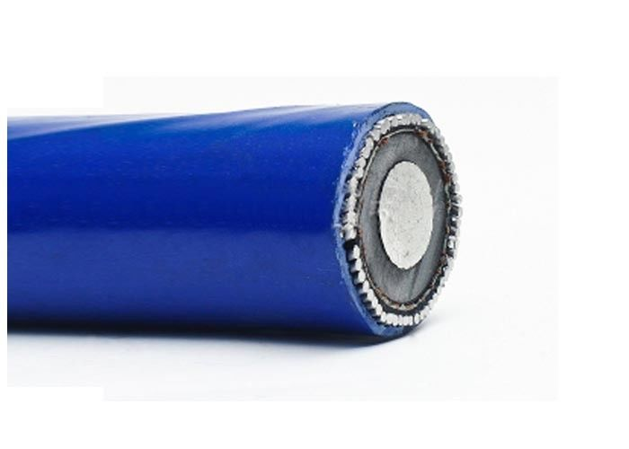 High Voltage Cable Shield Tape : Copper or aluminum conductor steel wire armoured
