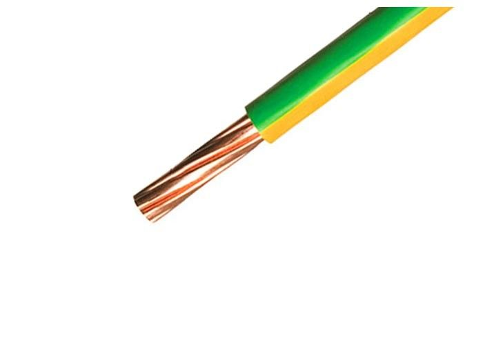 Copper Conductor Industrial Electric Wire And Cable IEC 60227 / BS 6004