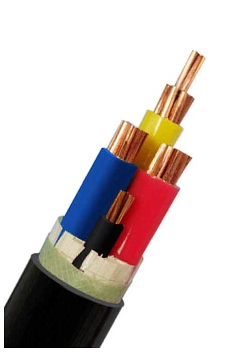 Three Phase LV 600/1000V 3x10mm2 XLPE Insulated Power Cable IEC ...