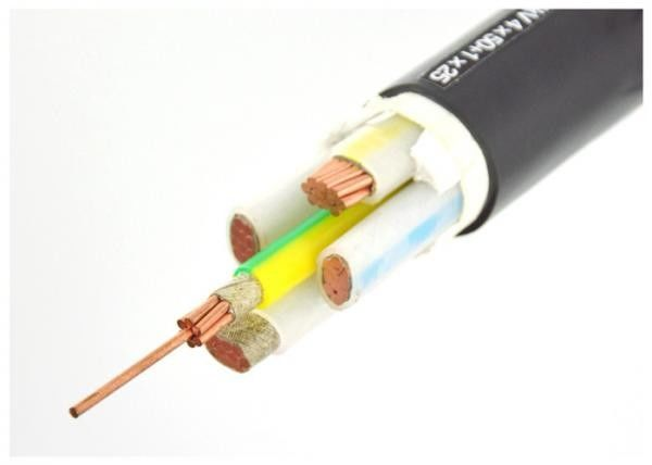 Brilliant 4 Cores Fire Resistant Cable Mica Tape Xlpe Insulated Sheathed Fire Wiring Digital Resources Funapmognl
