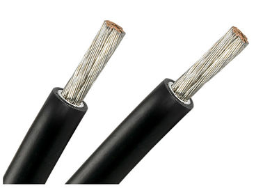 Copper Core PV Wire Cable XLPE Jacket Black Red Bule For Solar Power System