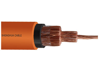 Low Halogen Rubber Sheathed Flexible Cable 1.9 / 3.3 KV CE KEMA Certification