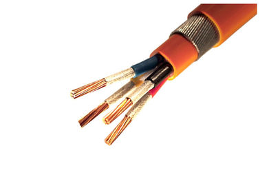 Muti Core Fire Resistant Cable Corrosion Resistant With CE RoHS Certification