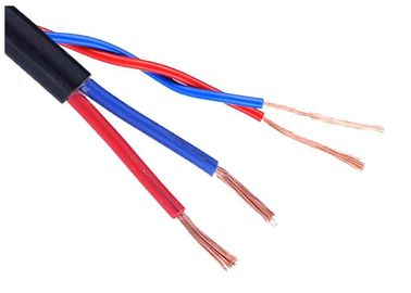 Electrical Wire Cable Stranded Copper Conductor Wire Cable 0.5mm2 - 10mm2 Cable Size