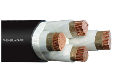 XLPE Insulation Fire Resistant Cable with Mica-tape , fire retardant cable