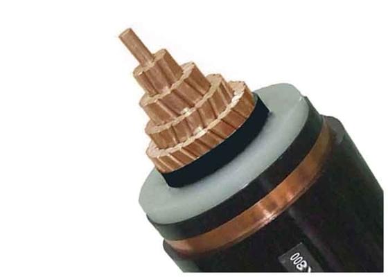 BS6622 Standard CU/XLPE/CTS//PVC 6.36/11kV Single Core Power Cable