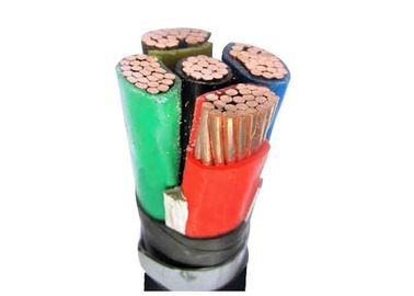 Five Cores CU / PVC/STA/PVC Cable CE 1kV Copper Conductor PVC Insulated Cables