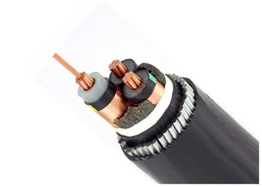3 Core URD 6.35/11KV SWA Armoured Electrical Cable XLPE 3x95SQMM By AS Standard