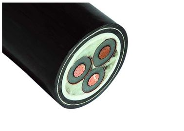 MV TR-XLPE Insulated URD armoured power cable Core Three Medium Voltage