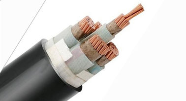 China Fire Resistant XLPE Insulation Flame Retardant Sheath Power Cable factory
