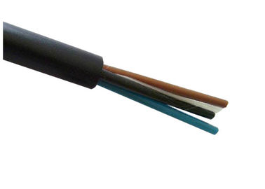 Soft Rubber Insulated Cold Resistant Cable , Rubber Sheath Power Cable